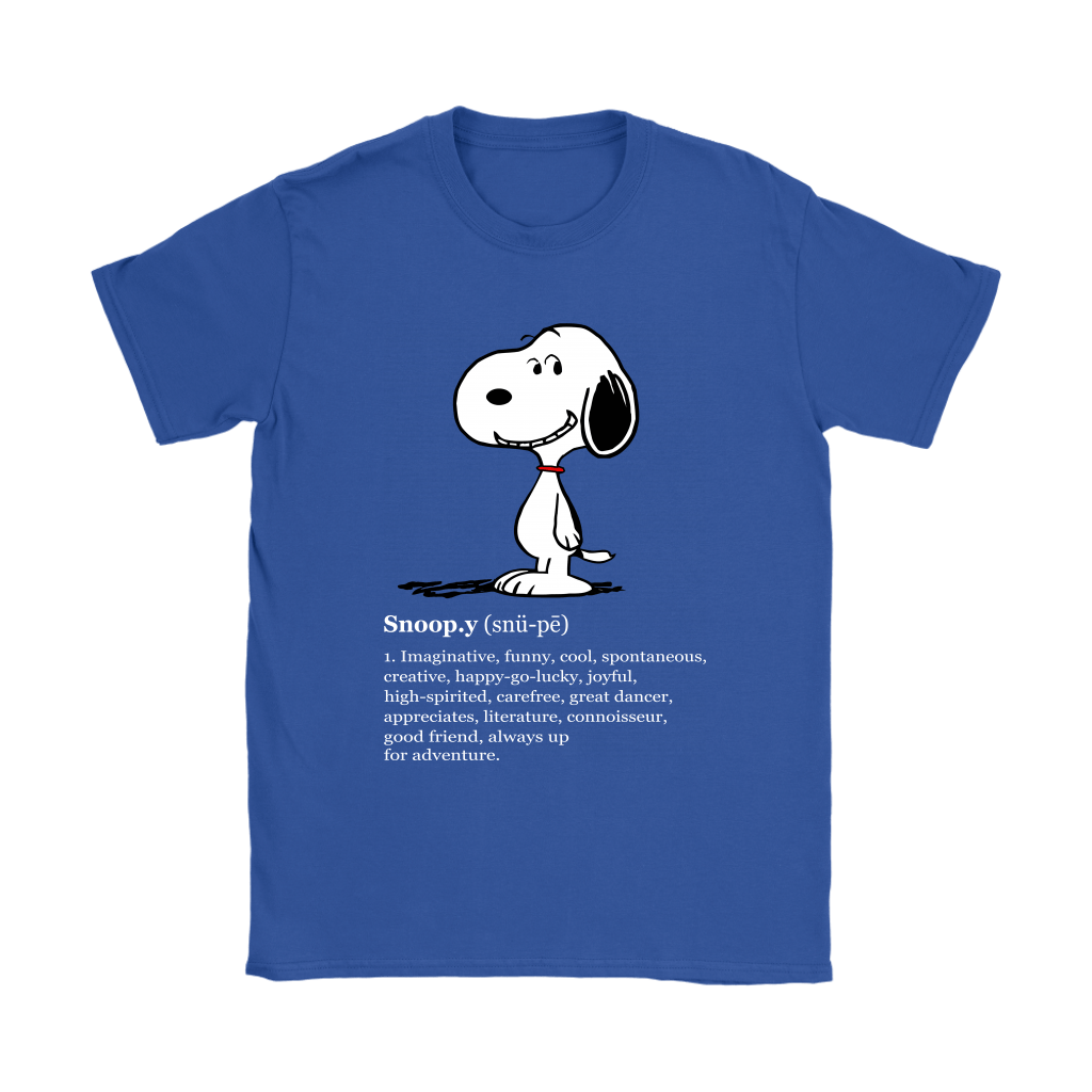 Meaning Funny Definition Snoopy Shirts 13
