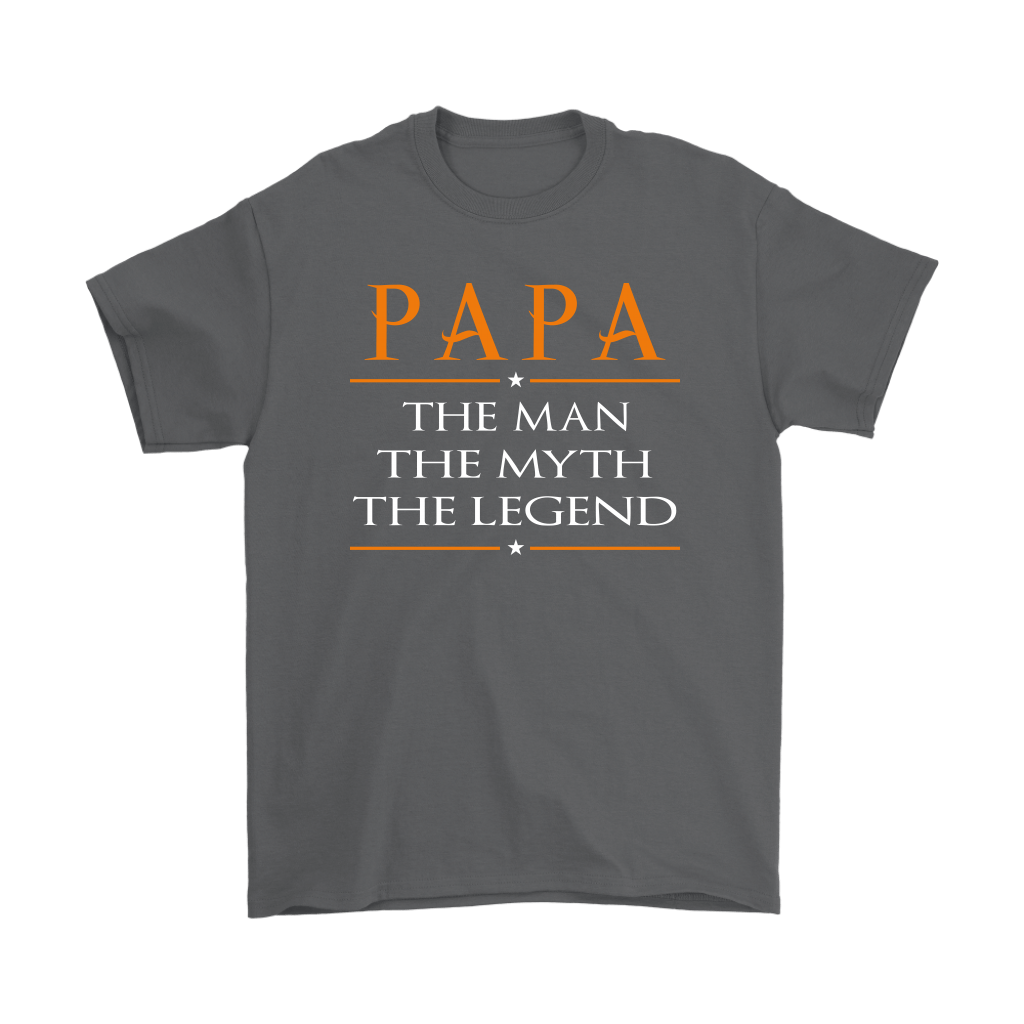 2156e3063 Papa The Man The Myth The Legend Father's Day Shirts - TeexTee Store