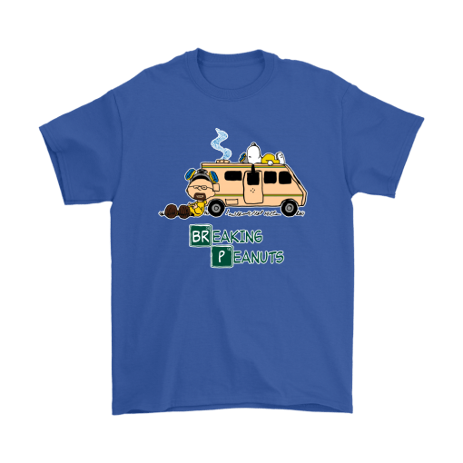 Peanuts Breaking Bad Mashup Snoopy Shirts 5