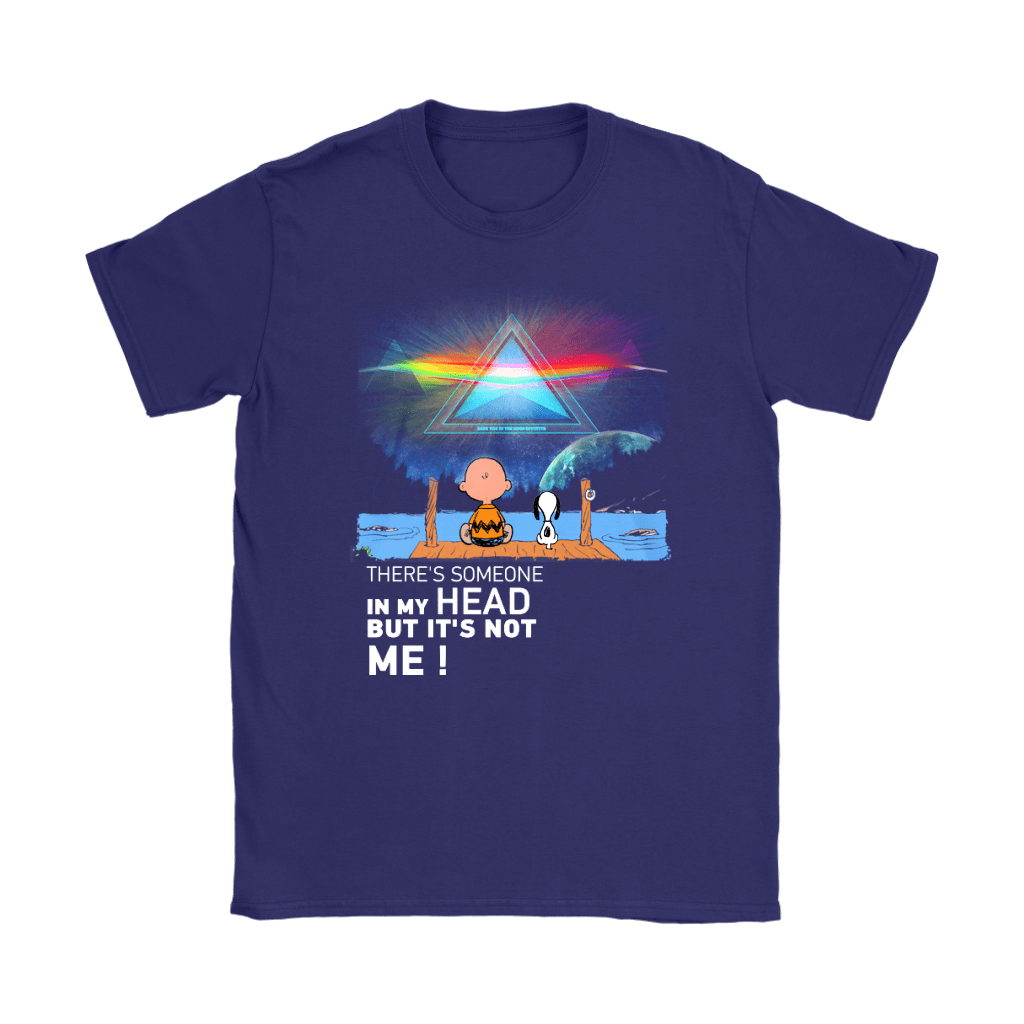 Pink Floyd There's Something In My Head But It's Not Me Snoopy Shirts 6