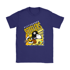 Pittsburgh Steelers Football Woodstock And Snoopy Shirts 21