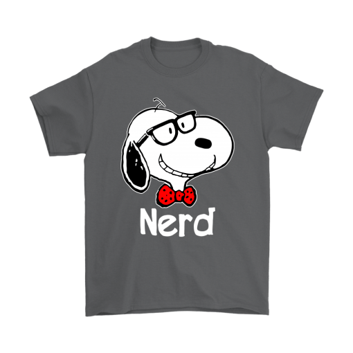 Snoopy Nerd Smart And Cool Snoopy Shirts 2