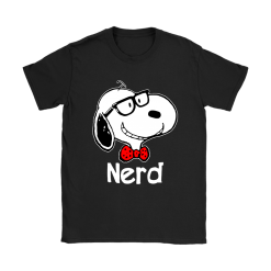 Snoopy Nerd Smart And Cool Snoopy Shirts 19