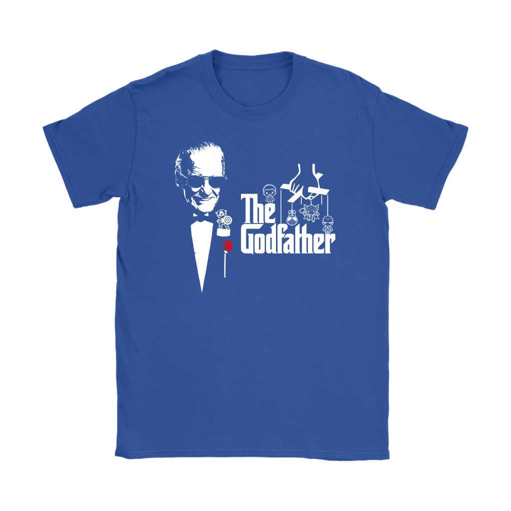 Stan Lee The Godfather Of Marvel Heroes Shirts 11