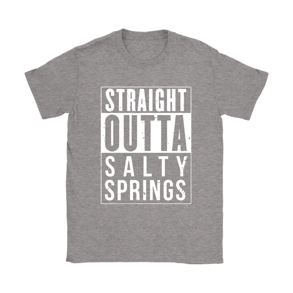 Straight Outta Salty Springs Fortnite Battle Royale Shirts 13