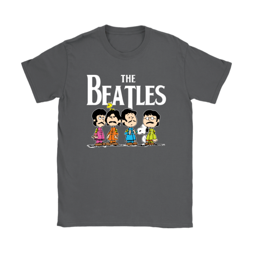 The Beatles With Woodstock And Snoopy Shirts 9