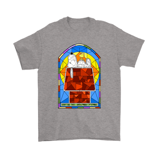 The Church Of Peanuts Woodstock And Snoopy Shirts 6