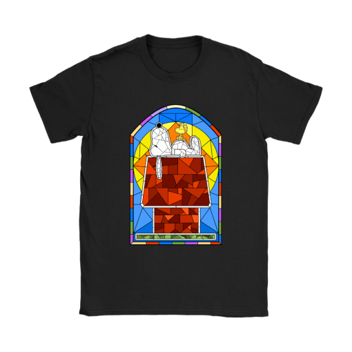The Church Of Peanuts Woodstock And Snoopy Shirts 8