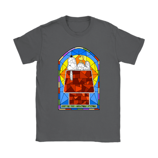 The Church Of Peanuts Woodstock And Snoopy Shirts 9