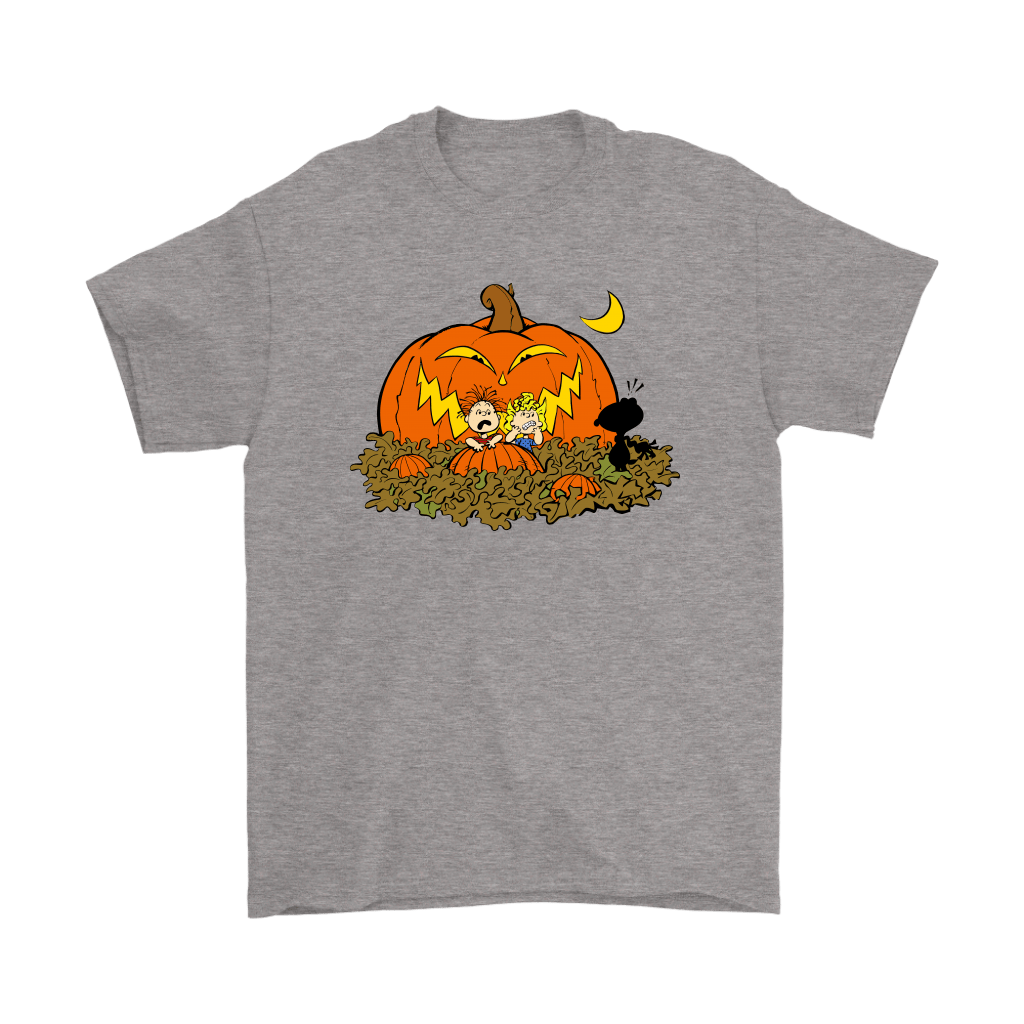 The Great Pumpkin Lives Halloween Snoopy Shirts 6