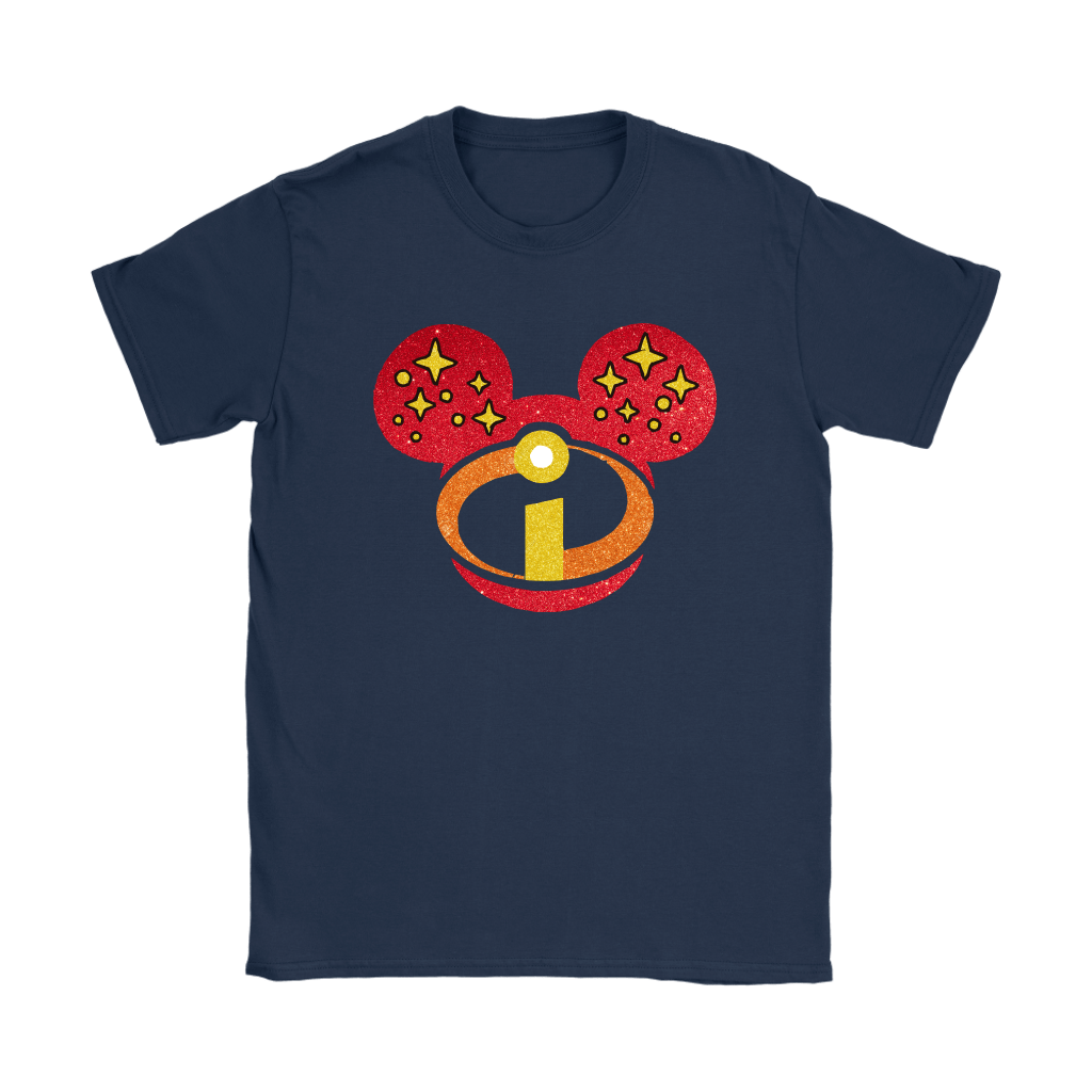 The Incredibles Mickey Disney Mashup Shirts 10