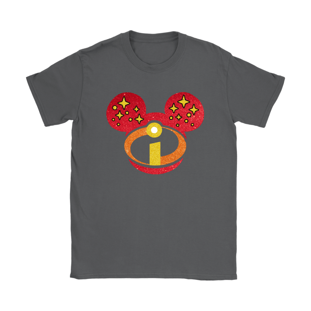 The Incredibles Mickey Disney Mashup Shirts 9