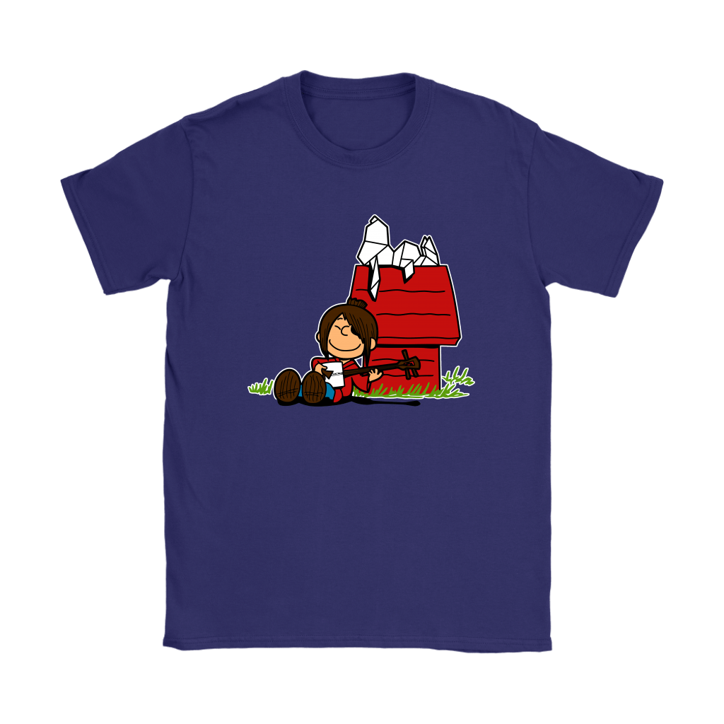 The Storyteller And His Origami Kubo Mashup Snoopy Shirts 24