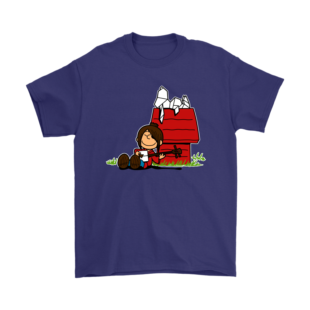 The Storyteller And His Origami Kubo Mashup Snoopy Shirts 4