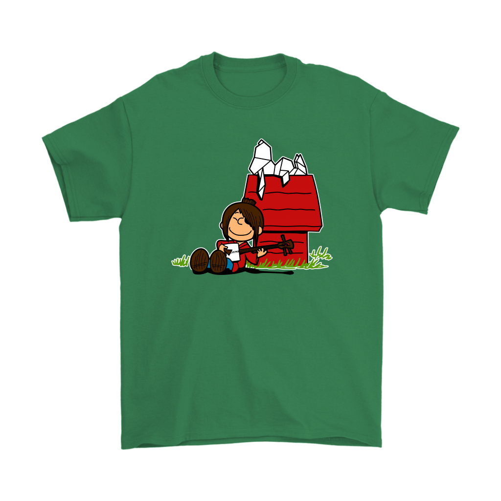 The Storyteller And His Origami Kubo Mashup Snoopy Shirts 20