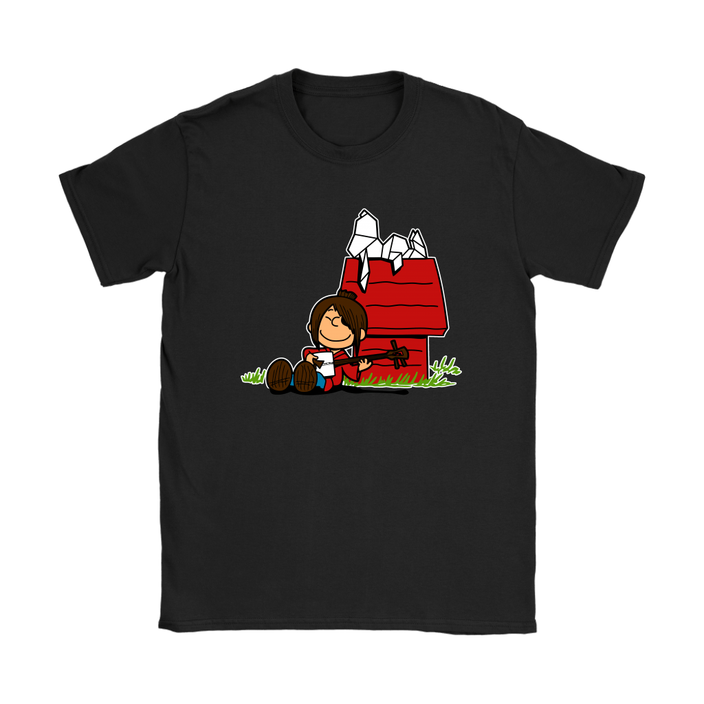 The Storyteller And His Origami Kubo Mashup Snoopy Shirts 8