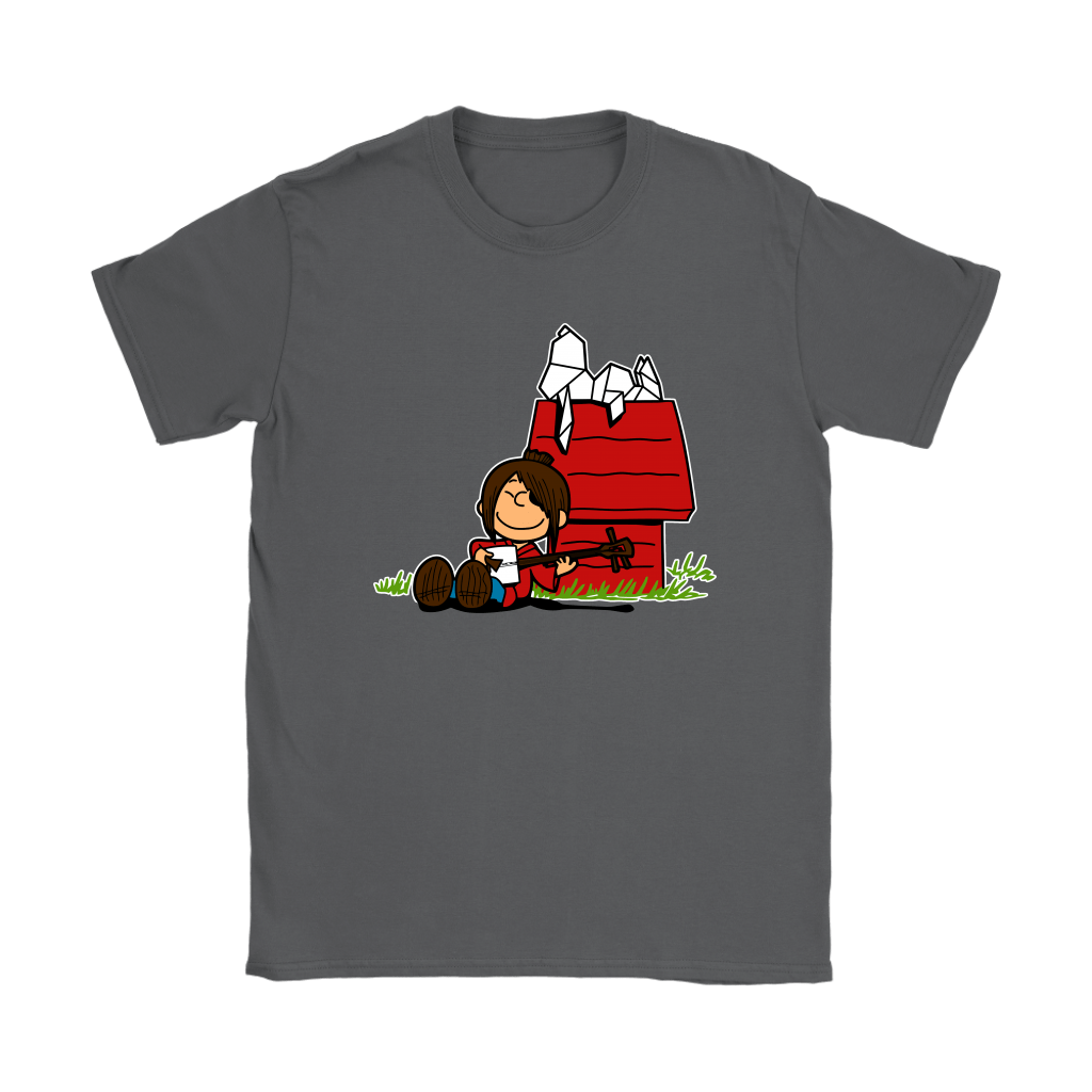 The Storyteller And His Origami Kubo Mashup Snoopy Shirts 9