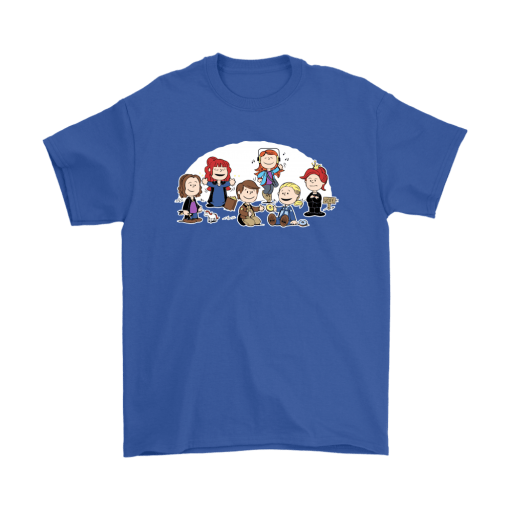 The Super Nutural Girls Snoopy Shirts 5