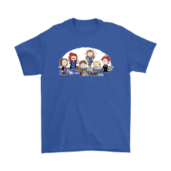 The Super Nutural Girls Snoopy Shirts 18