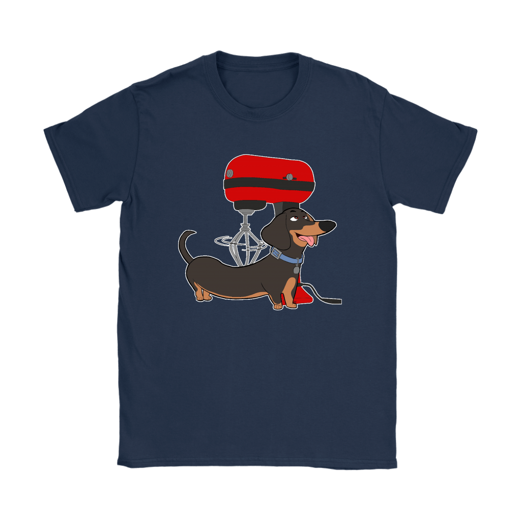 The Wiener And The Mixer Dachshund The Secret Life Of Pets Shirts 10