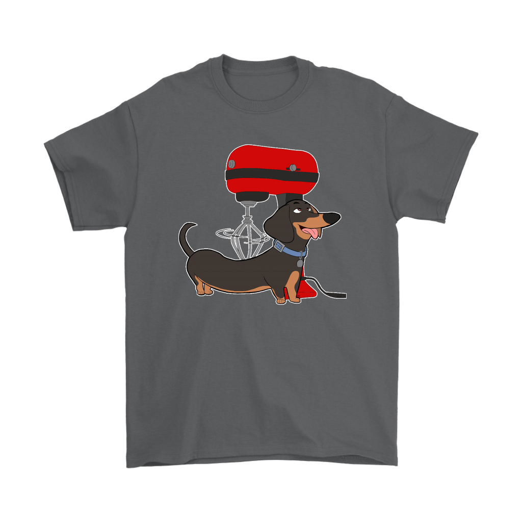 The Wiener And The Mixer Dachshund The Secret Life Of Pets Shirts 2