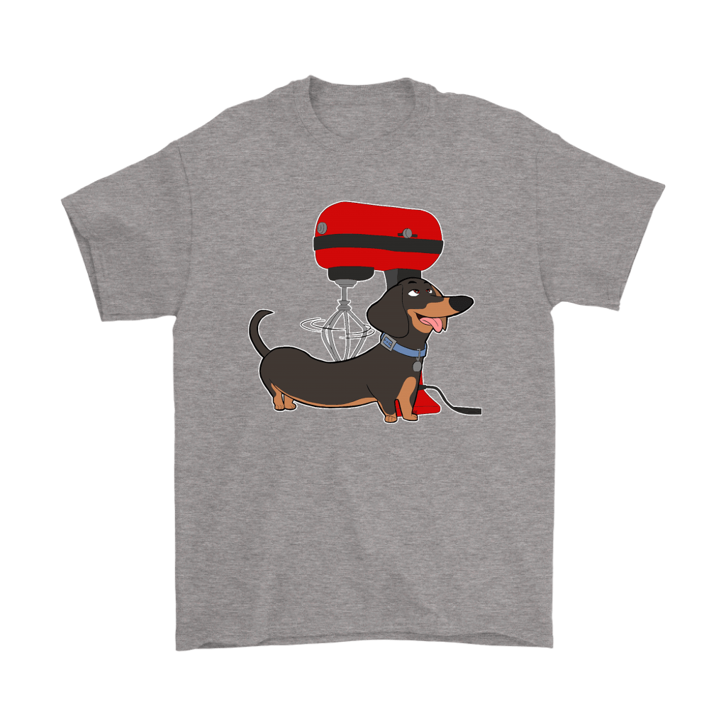 The Wiener And The Mixer Dachshund The Secret Life Of Pets Shirts 6