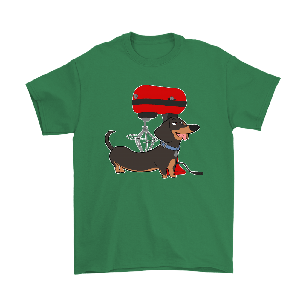 The Wiener And The Mixer Dachshund The Secret Life Of Pets Shirts 7