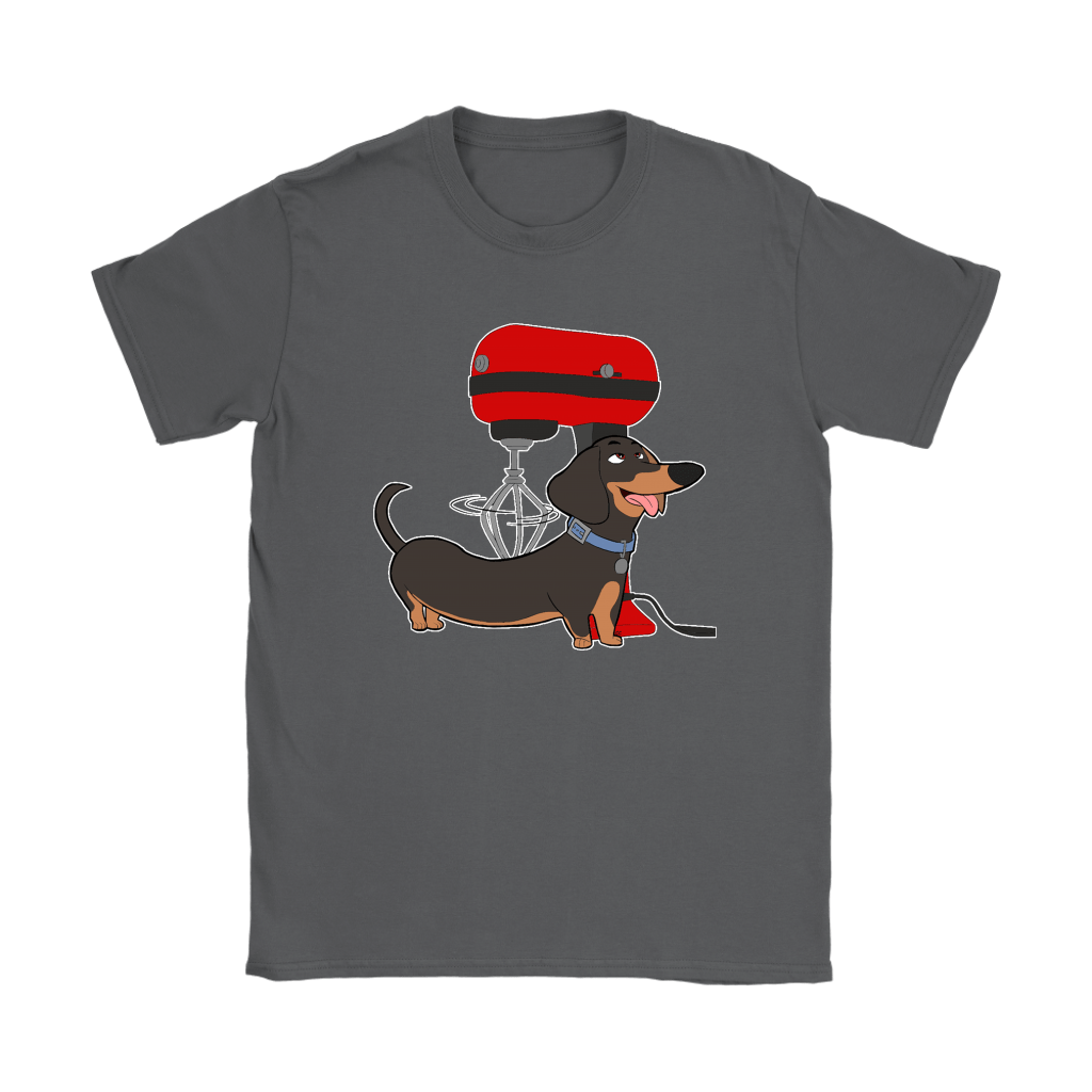 The Wiener And The Mixer Dachshund The Secret Life Of Pets Shirts 9