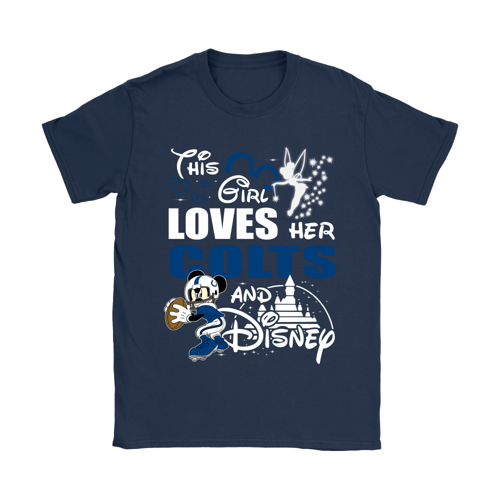 This Girl Loves Her Indianapolis Colts And Mickey Disney Shirts 10