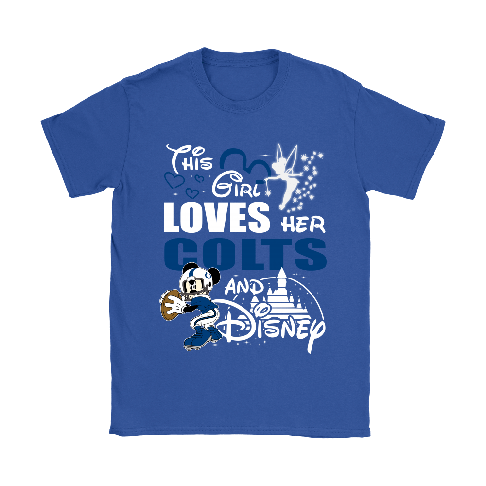 This Girl Loves Her Indianapolis Colts And Mickey Disney Shirts 13