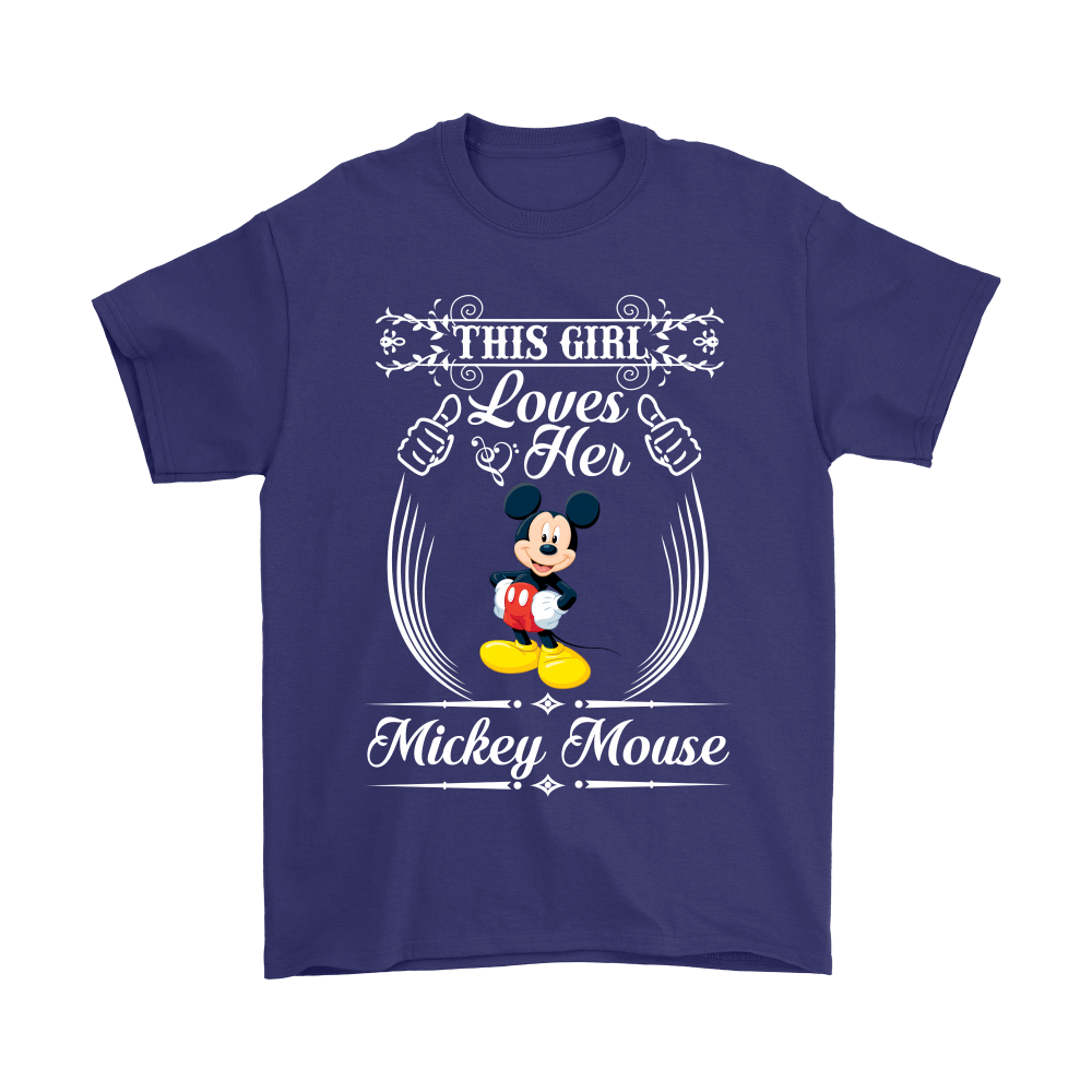 This Girl Loves Her Mickey Mouse Shirts 4