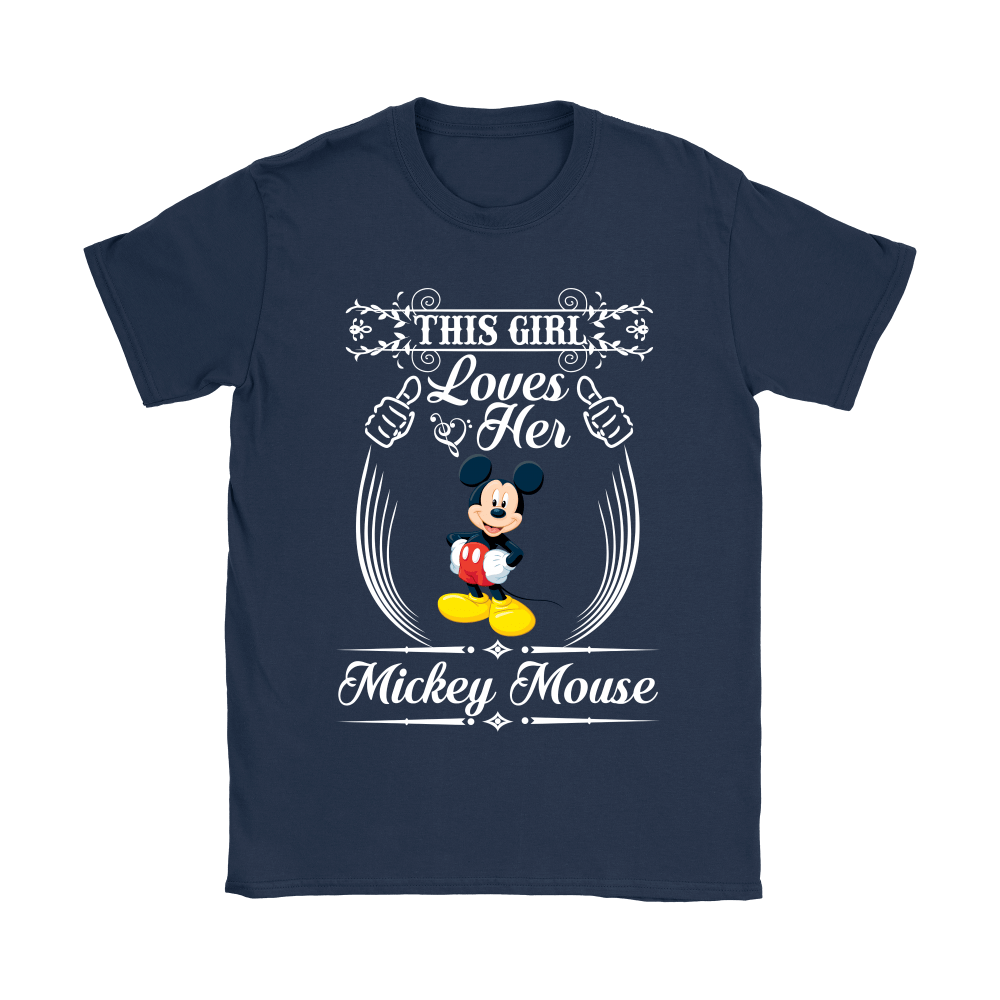 This Girl Loves Her Mickey Mouse Shirts 9