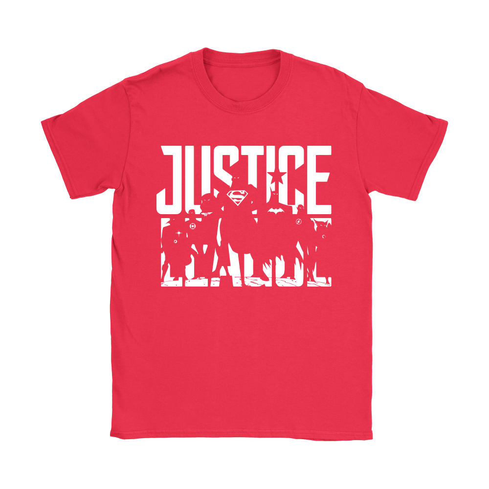 Together As A Team Justice League Shirts 11