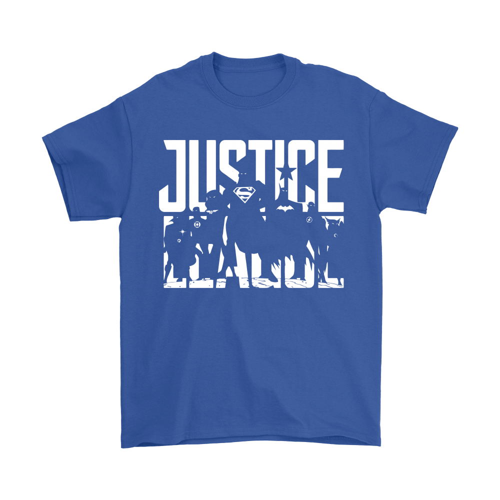 Together As A Team Justice League Shirts 6