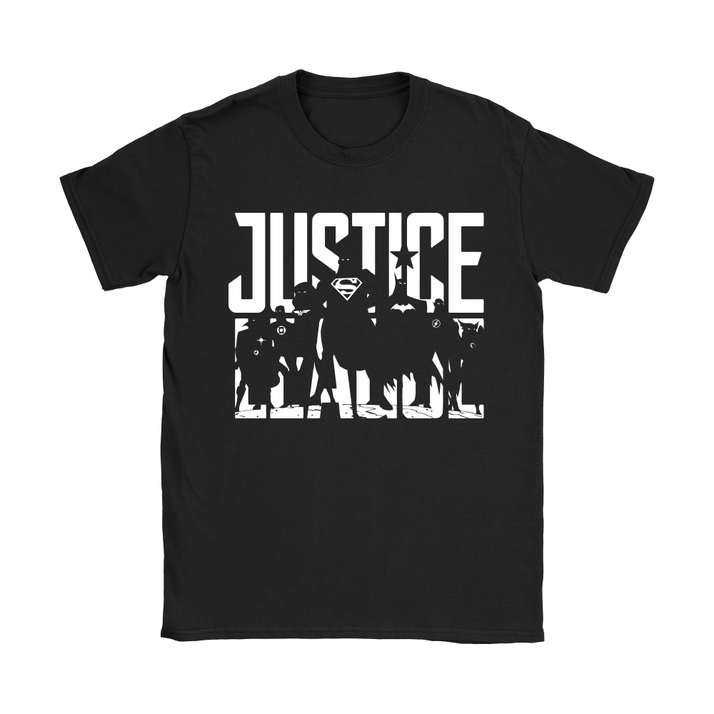 Together As A Team Justice League Shirts 7