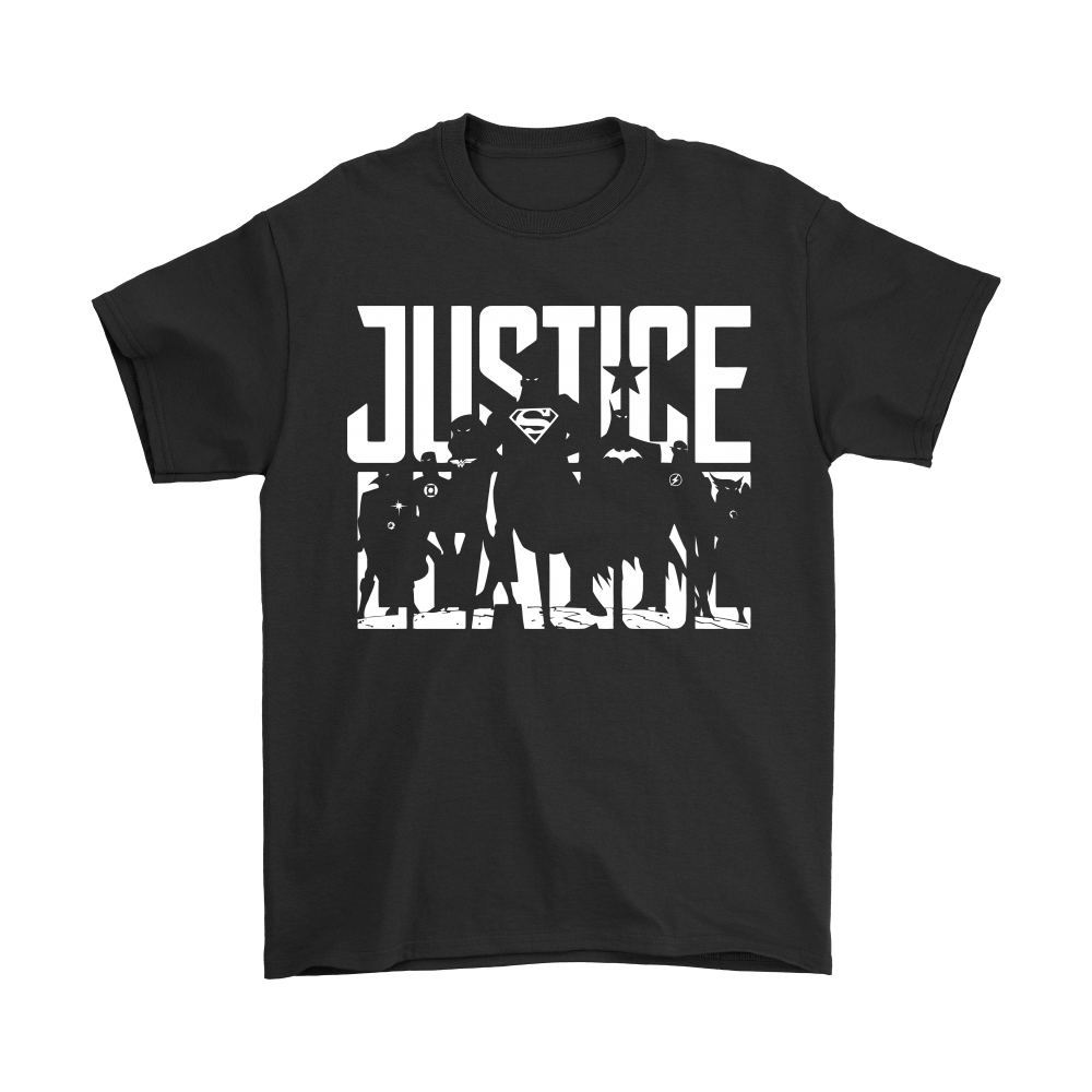 Together As A Team Justice League Shirts 1