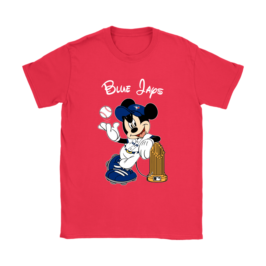 Toronto Blue Jays Mickey Taking The Trophy MLB 2018 Shirts 12