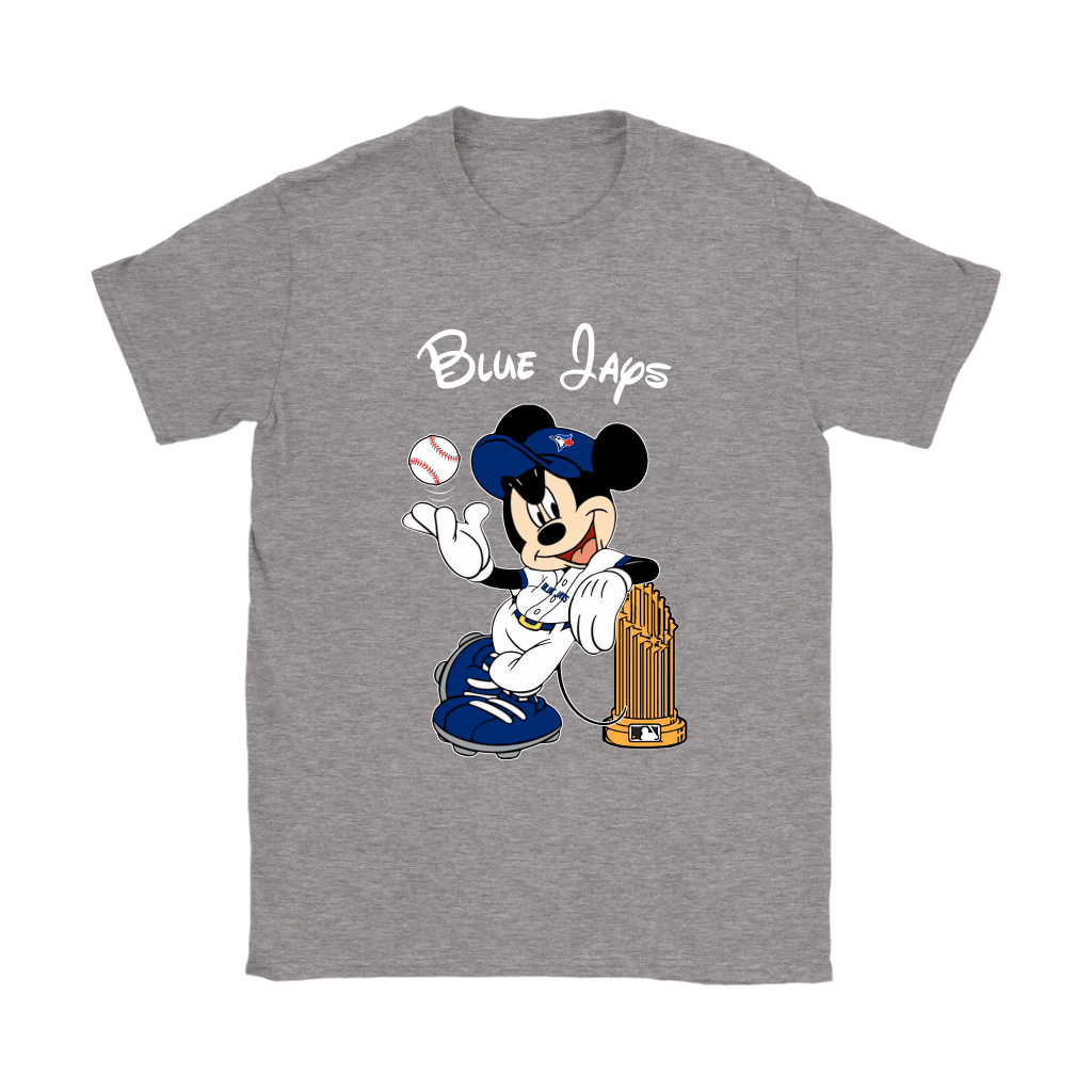 Toronto Blue Jays Mickey Taking The Trophy MLB 2018 Shirts 14