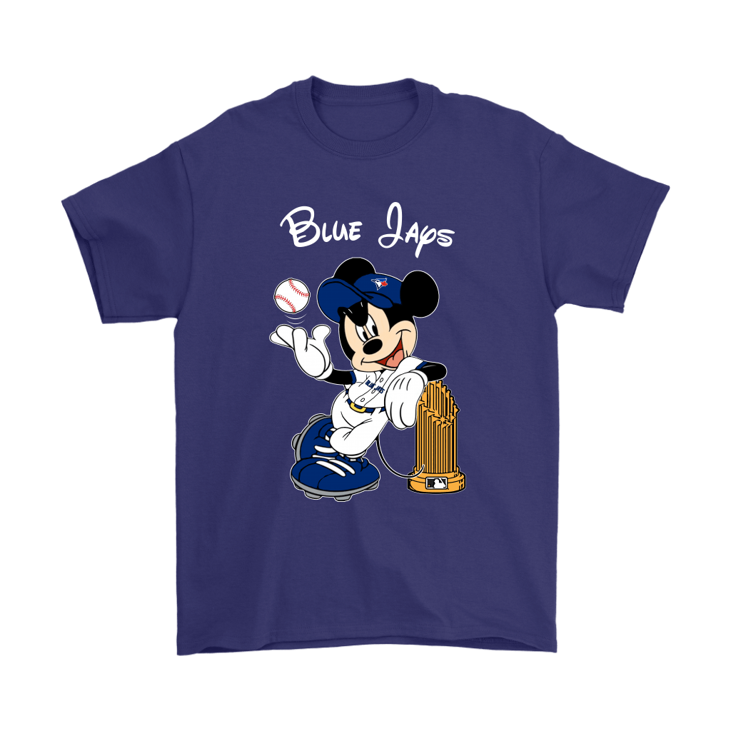 Toronto Blue Jays Mickey Taking The Trophy MLB 2018 Shirts 4