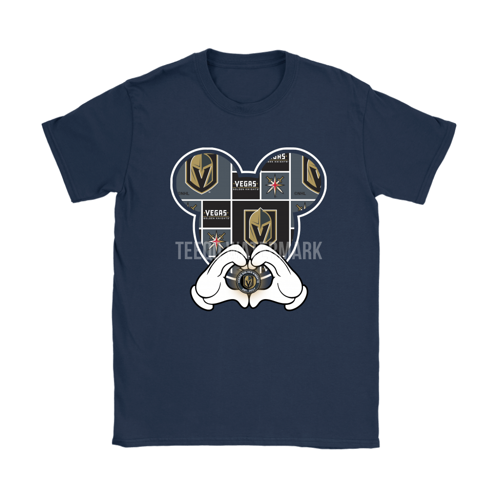 Vegas Golden Knights Mickey Love Shirts 20