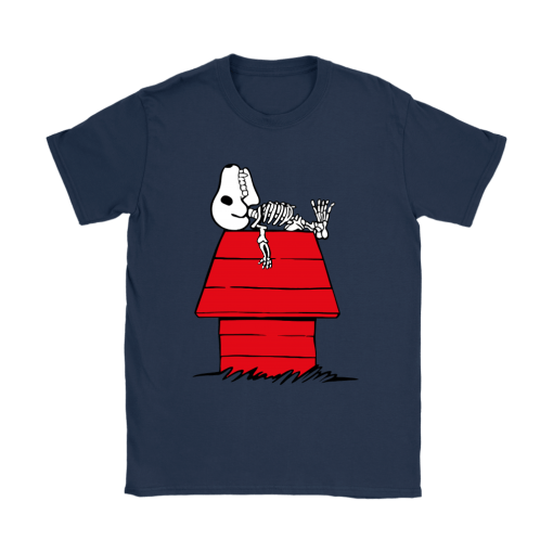 Waiting For Halloween Funny Snoopy Shirts 10