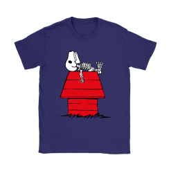 Waiting For Halloween Funny Snoopy Shirts 24