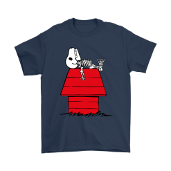 Waiting For Halloween Funny Snoopy Shirts 16