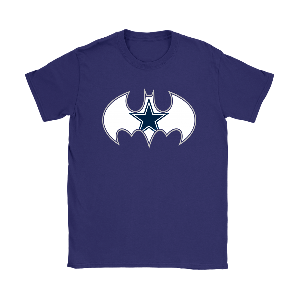 We Are The Dallas Cowboys Batman NFL Mashup Shirts 21