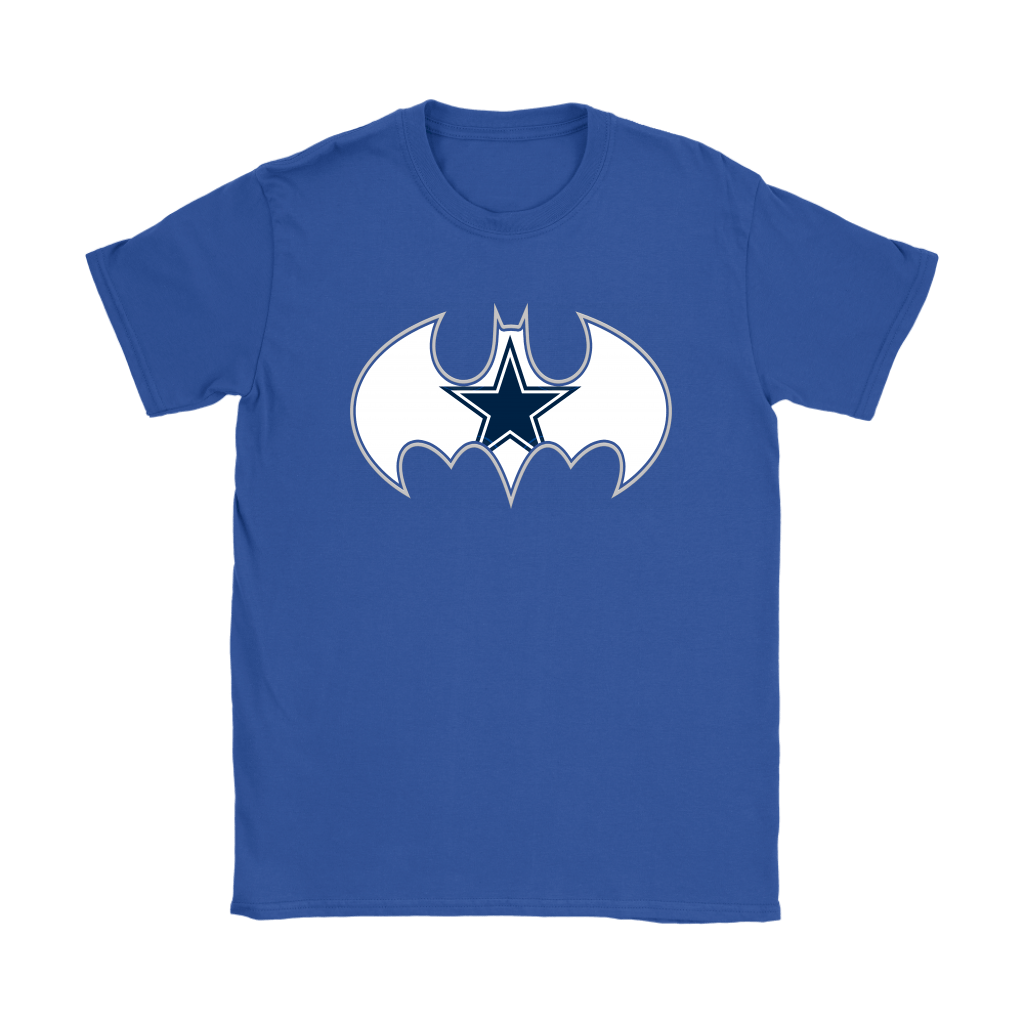 We Are The Dallas Cowboys Batman NFL Mashup Shirts 11
