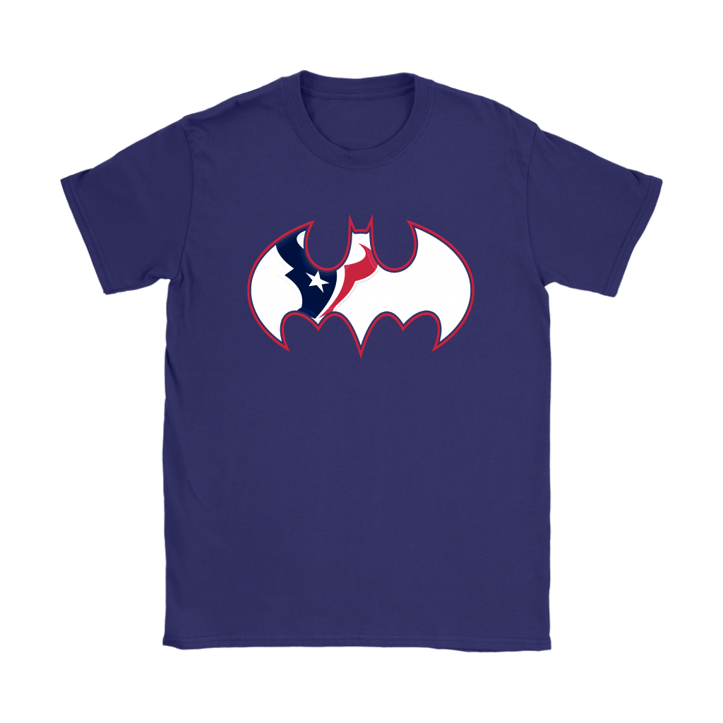 We Are The Houston Texans Batman NFL Mashup Shirts 10