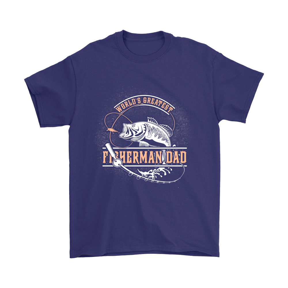 World's Greatest Fisherman Dad Shirts 3