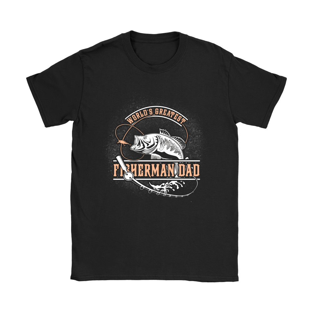 World's Greatest Fisherman Dad Shirts 6