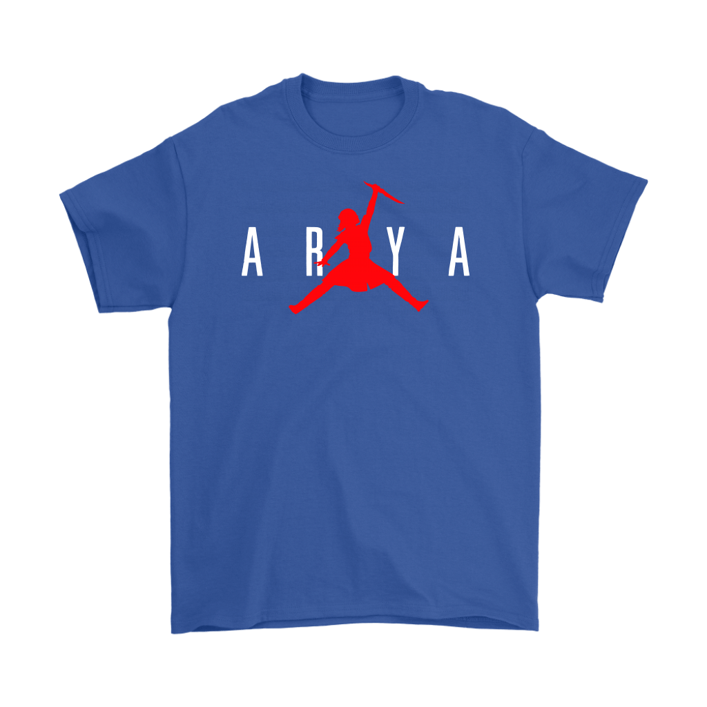 Arya Stark Nike Air Jordan Game Of Thrones Shirts 5