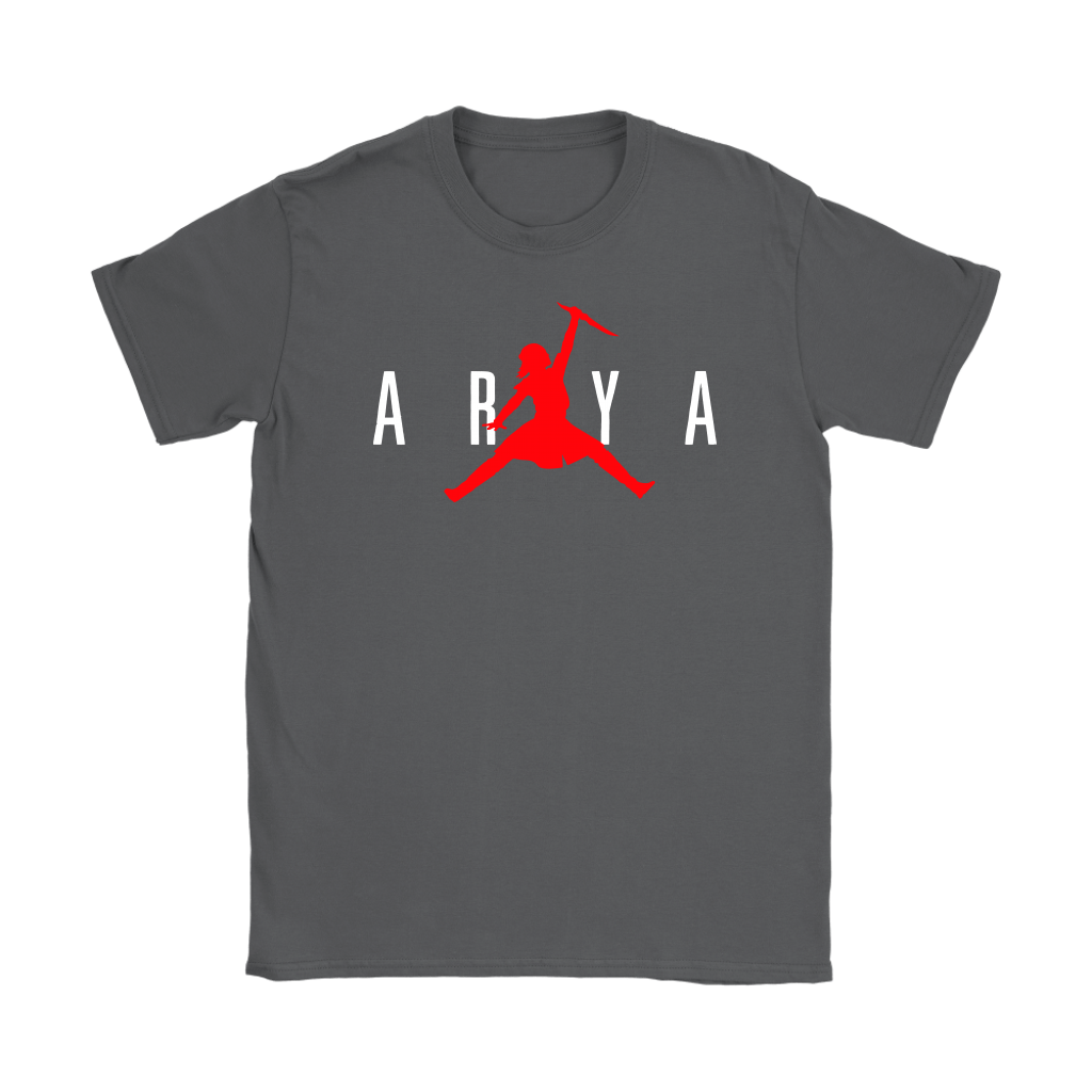 Arya Stark Nike Air Jordan Game Of Thrones Shirts 8